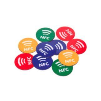 NFC TAGGAR & ETIKETTER