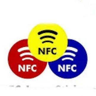 NFC ETIKETTER
