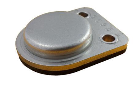 UHF RFID-tagg för höga temperaturer
