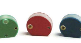 OPPD10 UHF RFID-tagg 10 mm diam x3 mm